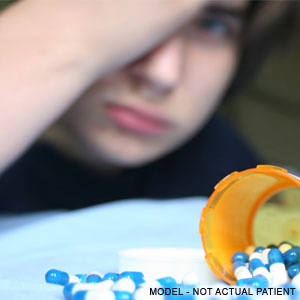 What are the side effects of antidepressants?