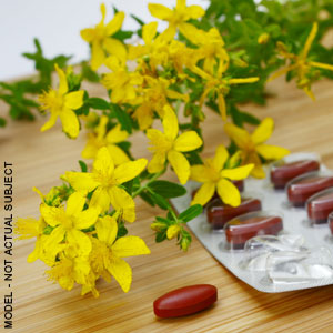 What about St. John's Wort?