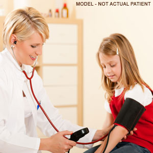 Diagnosing High Blood Pressure in Children and Teens